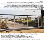 ворота раздвижные Agros / sliding gates Agros