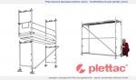 scaffolds plettac SL