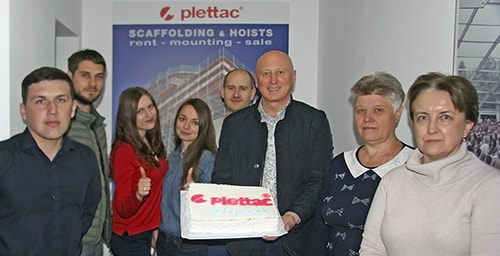 Plettac - 20 years!